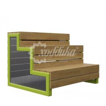 Спортивная скамья тип 1