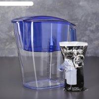Фильтр для воды барьер гранд. индиго 3,6 л