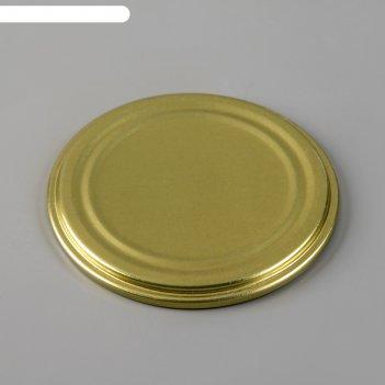 Крышка металлическая лакированная ско 1-82 ассорти (50 шт.)