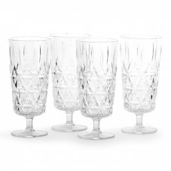 Sagaform набор бокалов для шампанского для пикника из 4-х шт. picknick, пр