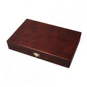 Подарочная коробка для пистолета командирского