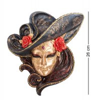 Ws-347 венецианская маска розы