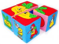 Кубики репка new