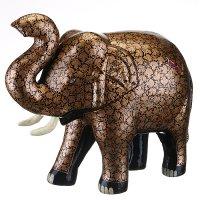 Фигурка слоник длина=34 см.высота=32 см.