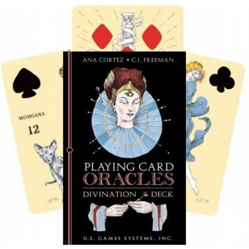 Карты таро: playing card oracle deck