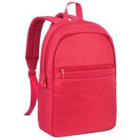 Рюкзак для ноутбука 15,6 rivacase 8065 44*31*12см, полиэстер, красный