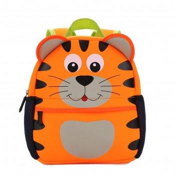 Рюкзак детский тигр sun eight se-sp006-08 оранжевый/черный