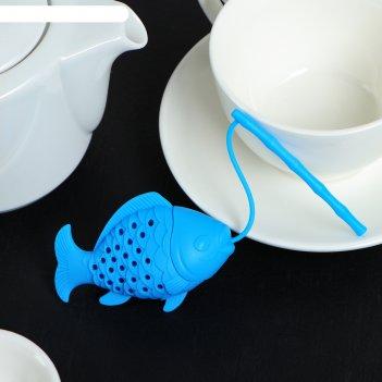 Ситечко для чая рыбка 7,5x5x3 см