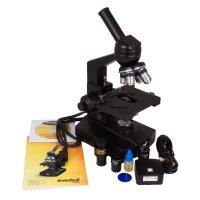 Микроскоп цифровой levenhuk d320l, 3,1 мпикс, монокулярный