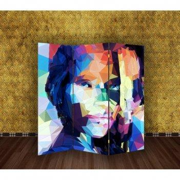 Ширма портрет, 160 x 150 см