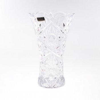 Ваза crystalite bohemia miranda 20 см