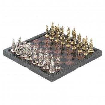 Шахматы фигуры русь креноид змеевик