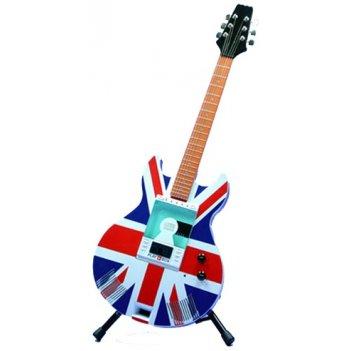 Проигрыватель гитара (cd/радио am-fm) playbox pb-27