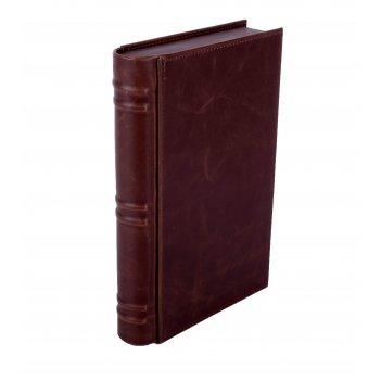 Хьюмидор lubinski дорожный «книга», темно-коричневый