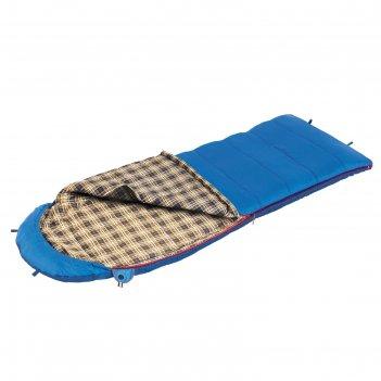 Спальный мешок btrace duvet, молния справа