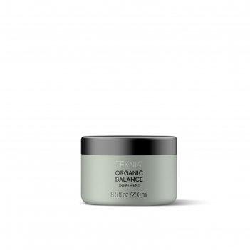 Интенсивная маска для всех типов волос lakme teknia organic balance treatm