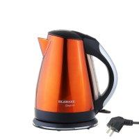 Чайник lamark lk-1006, 1,8л, 2200вт, оранжевый