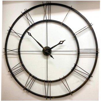 Настенные часы династия 07-012 с патиной