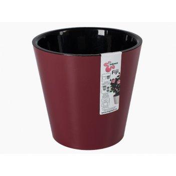 Горшок для цветов ing1554 4л/200мм.цв.в ас.