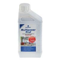 Средство для мытья всех типов полов multipower prof усиленного действия. к