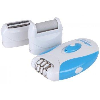 Эпилятор ath-6643 3в1 синий