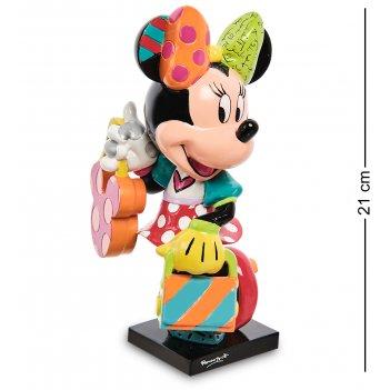 Disney-6003341 фигурка модница минни маус