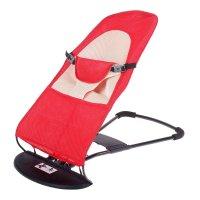 Кресло-качалка,красный, 2 положения ложа