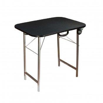 Стол для груминга складной до 100 кг, с колёсами, 80,5 х 57,5 х 75 см, пок