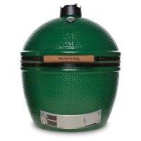 Гриль - коптильня xl, диаметр: 61 см, материал: керамика, цвет: зеленый, b