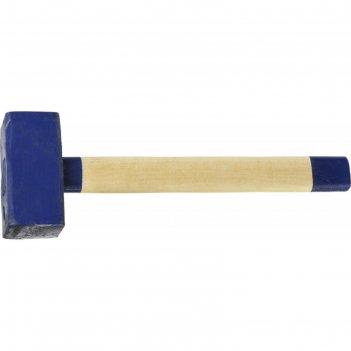 Кувалда сибин 20133-2, с деревянной рукояткой, 2 кг