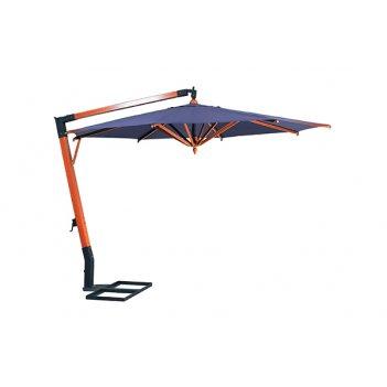 Деревянный садовый зонт восьмигранник 3x3 метра
