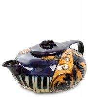 Jp-611/ 2 заварочный чайник маэстро (pavone)