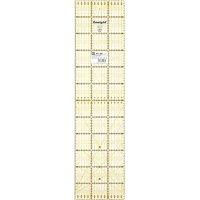 Универсальная линейка с сантиметровой шкалой 15 см x 60 см