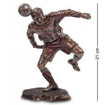 Ws-434 статуэтка футболист