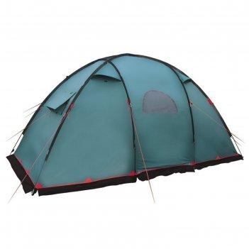 Tramp палатка eagle 4 (v2) зеленый