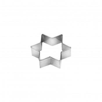 Форма tescoma delicia звезда для печенья