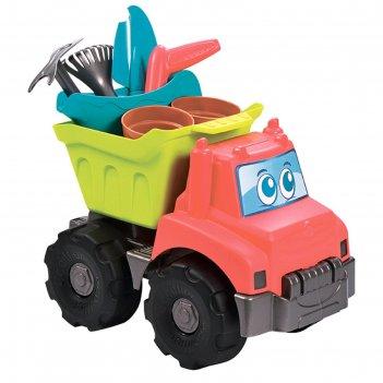 Детский садовый грузовик с аксессуарами
