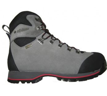 Ботинки трекинговые ferro (vibram, замша, hydrotex fxt)