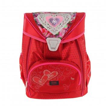 Рюкзак hearts 36,5*29*18,5см hs16-bpa-15