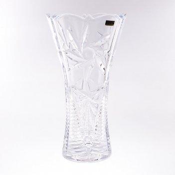 Ваза crystalite bohemia pinwheel 30 см