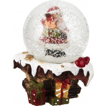 Фигурка новогодний шар 5*5*6,5 см (кор=96шт.)