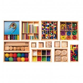Игровой набор «дары фребеля» 14 модулей