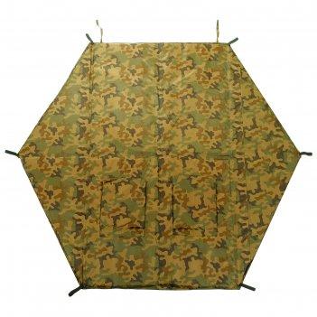 Пол для зимней палатки 6 улов 180*180 мм
