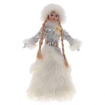 Кукла снегурочка, h45 см