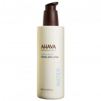 Минеральный крем для тела ahava deadsea water, 250 мл