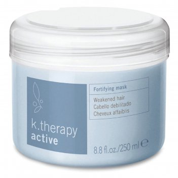 Маска укрепляющая для ослабленных волос lakme k.therapy fortifying mask we