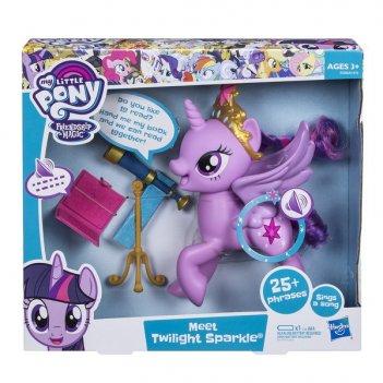 My little pony. пони разговор о дружбе