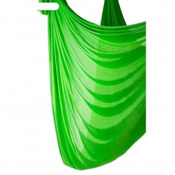 Полотно для йоги fly-antigravity зеленый