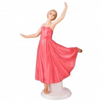 Статуэтка балерина 15*7*21,5 см (кор=24шт.)