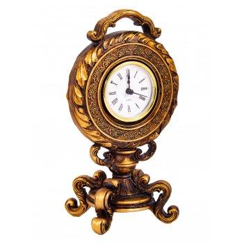 Часы классика настольные 13*9*23см